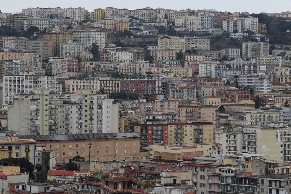 Napoli, Vomero