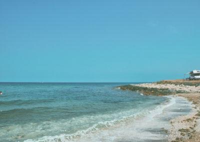 Roulotte in riva al mare Wanderwave