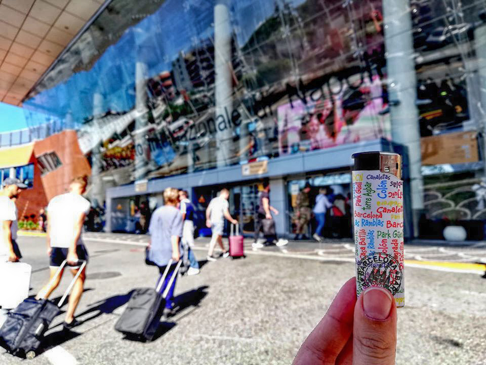 Wanderwave Postcards from Lighter Venezia