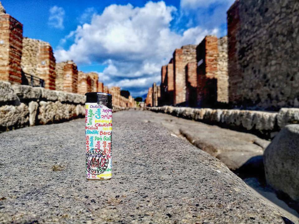Wanderwave Postcards from Lighter Pompei