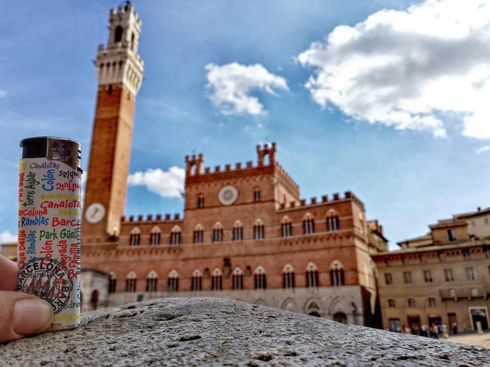 Wanderwave Postcards from Lighter Siena