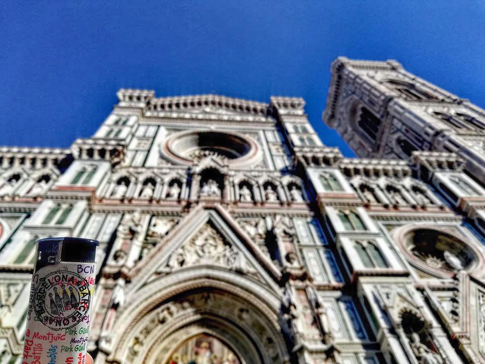 Wanderwave Postcards from Lighter Firenze