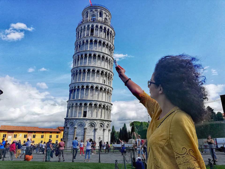 Wanderwave Postcards from Lighter Pisa