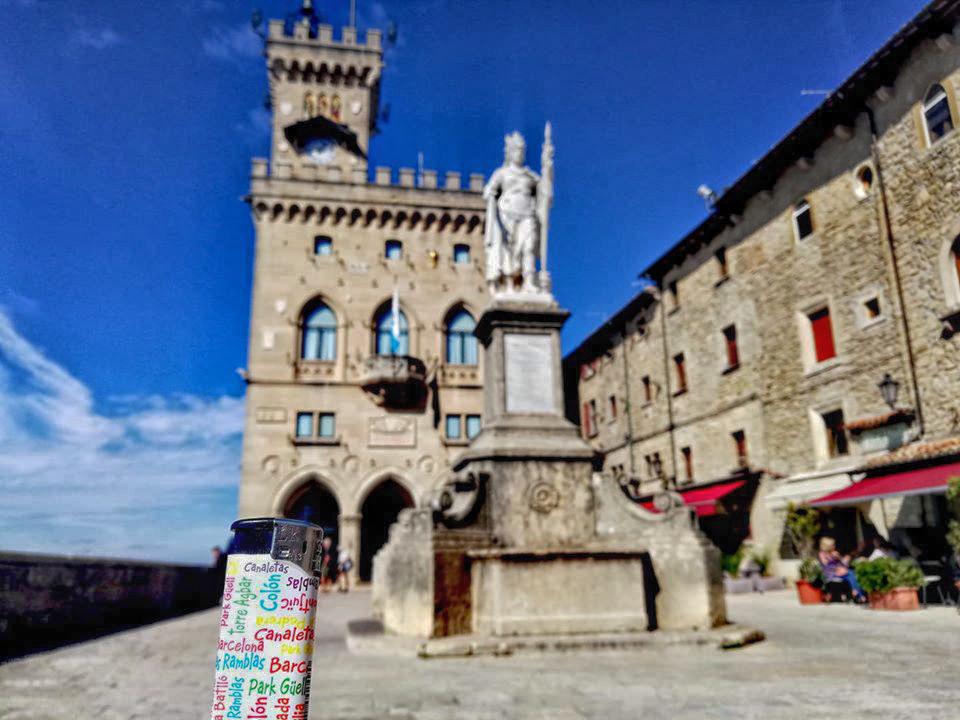 Wanderwave Postcards from Lighter San Marino