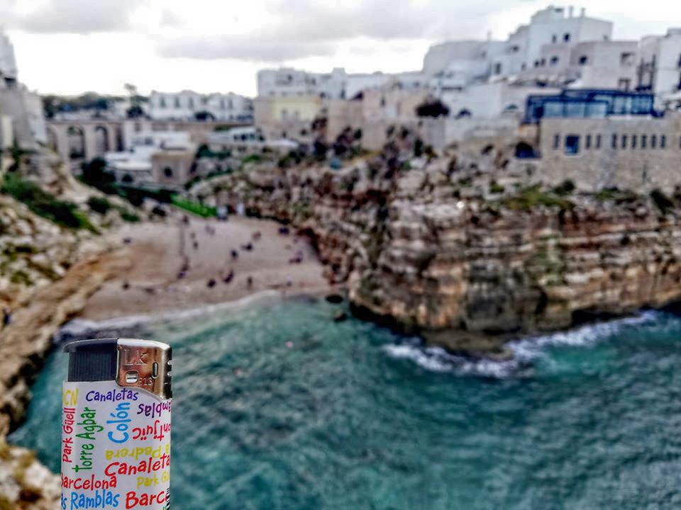 Wanderwave Postcards from Lighter Polignano